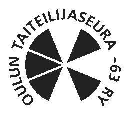 Oulun Taiteilijaseuran logo